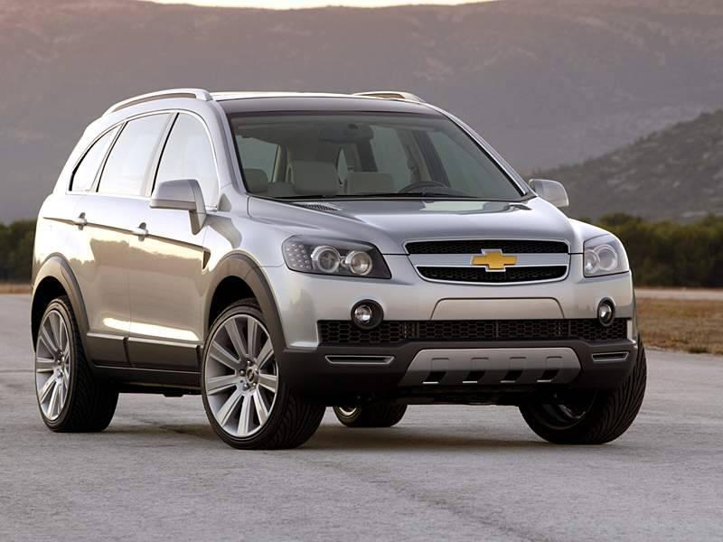 Chevrolet 12