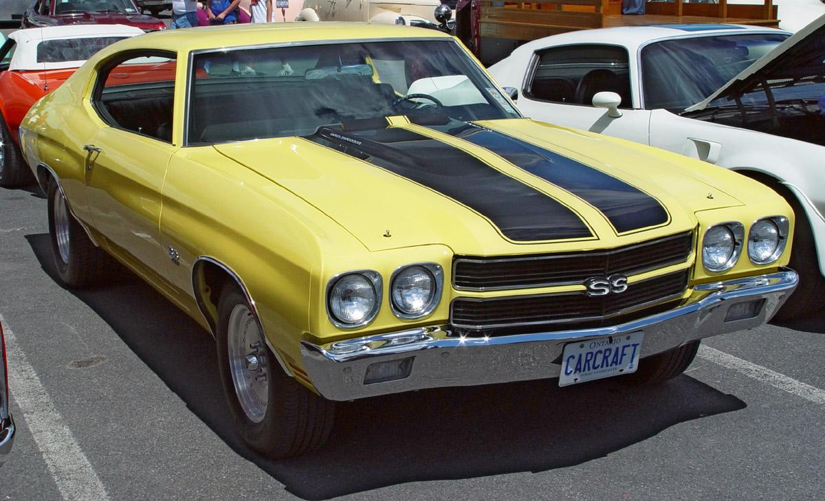 Chevrolet 2dr