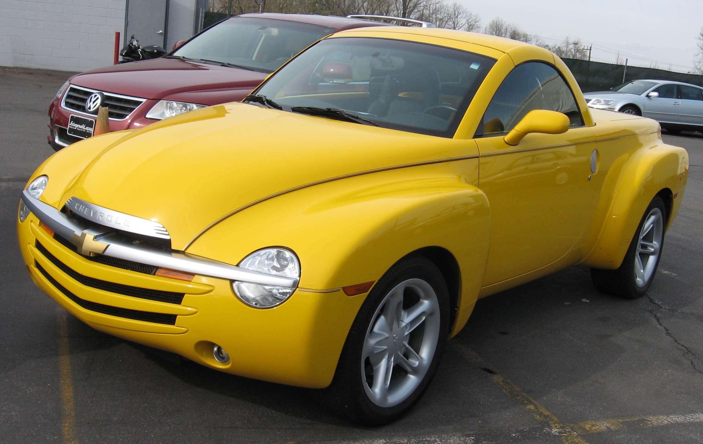 Chevrolet 4