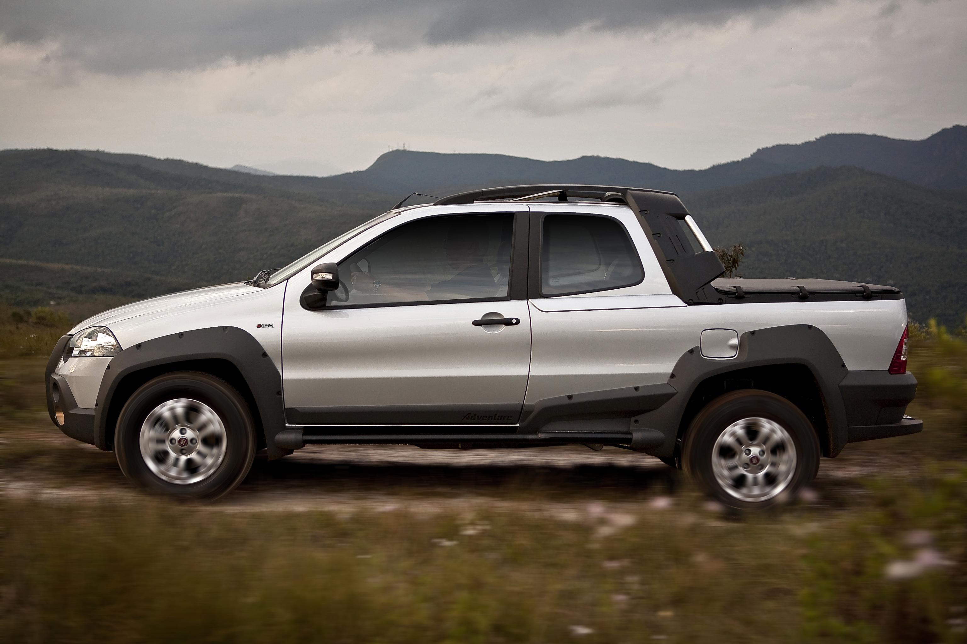 Chevrolet adventure