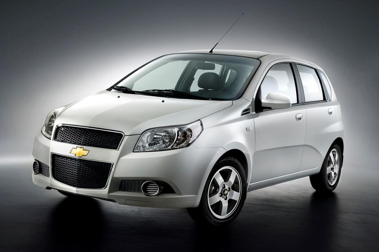 Chevrolet aveo5 ls