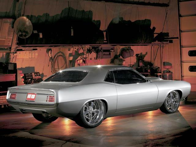 Chevrolet barracuda