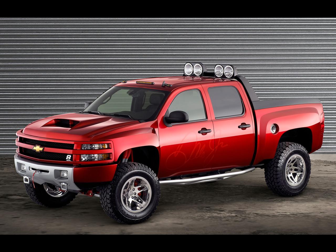 Chevrolet big