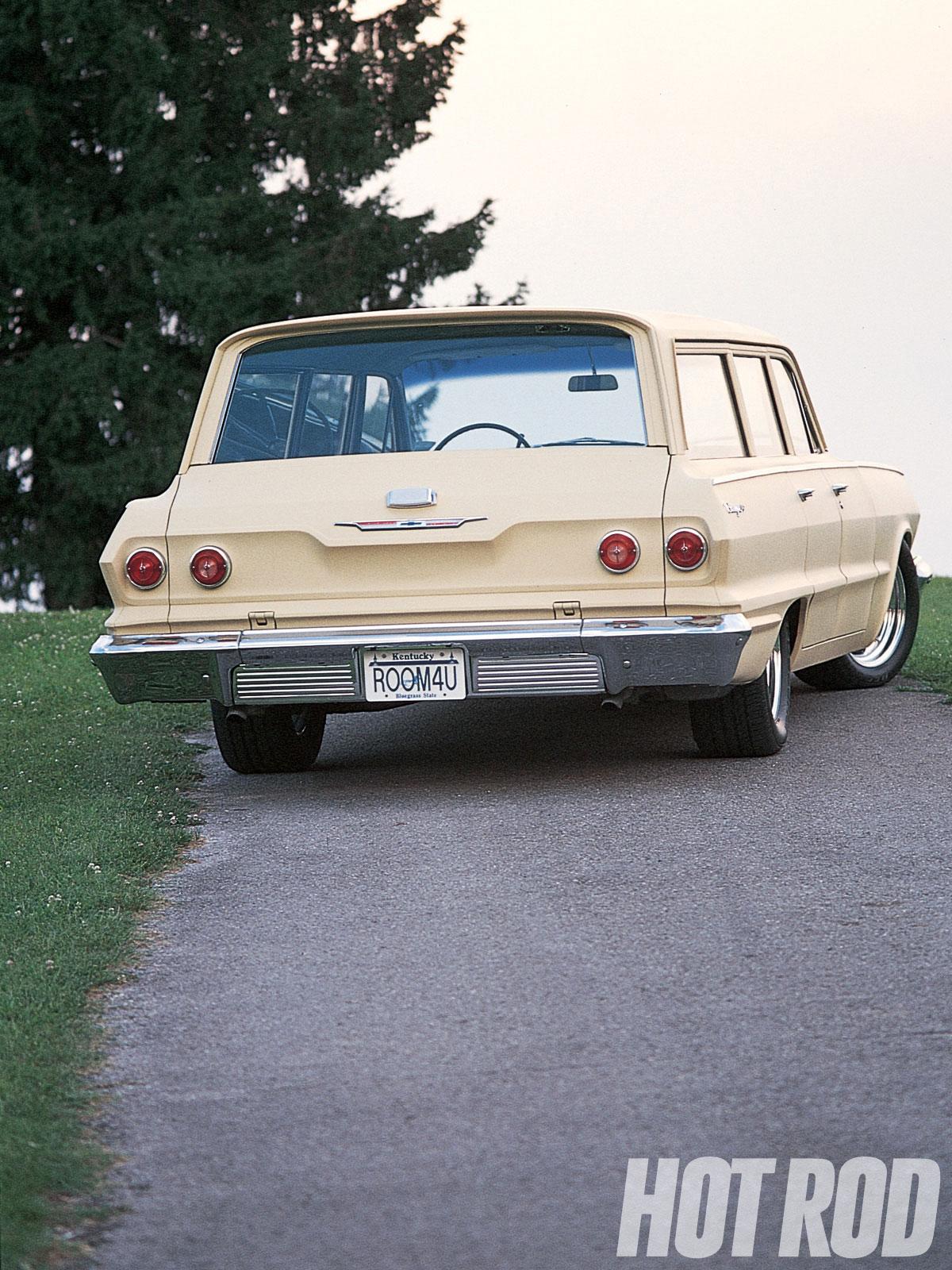 Chevrolet biscayne wagon