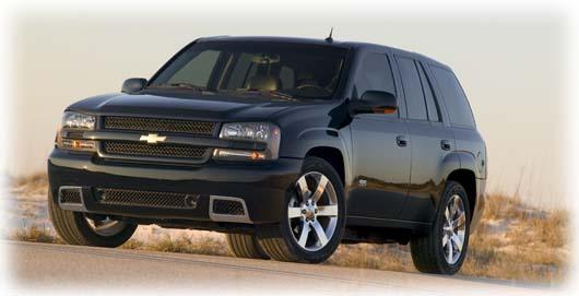 Chevrolet blazer 4.2