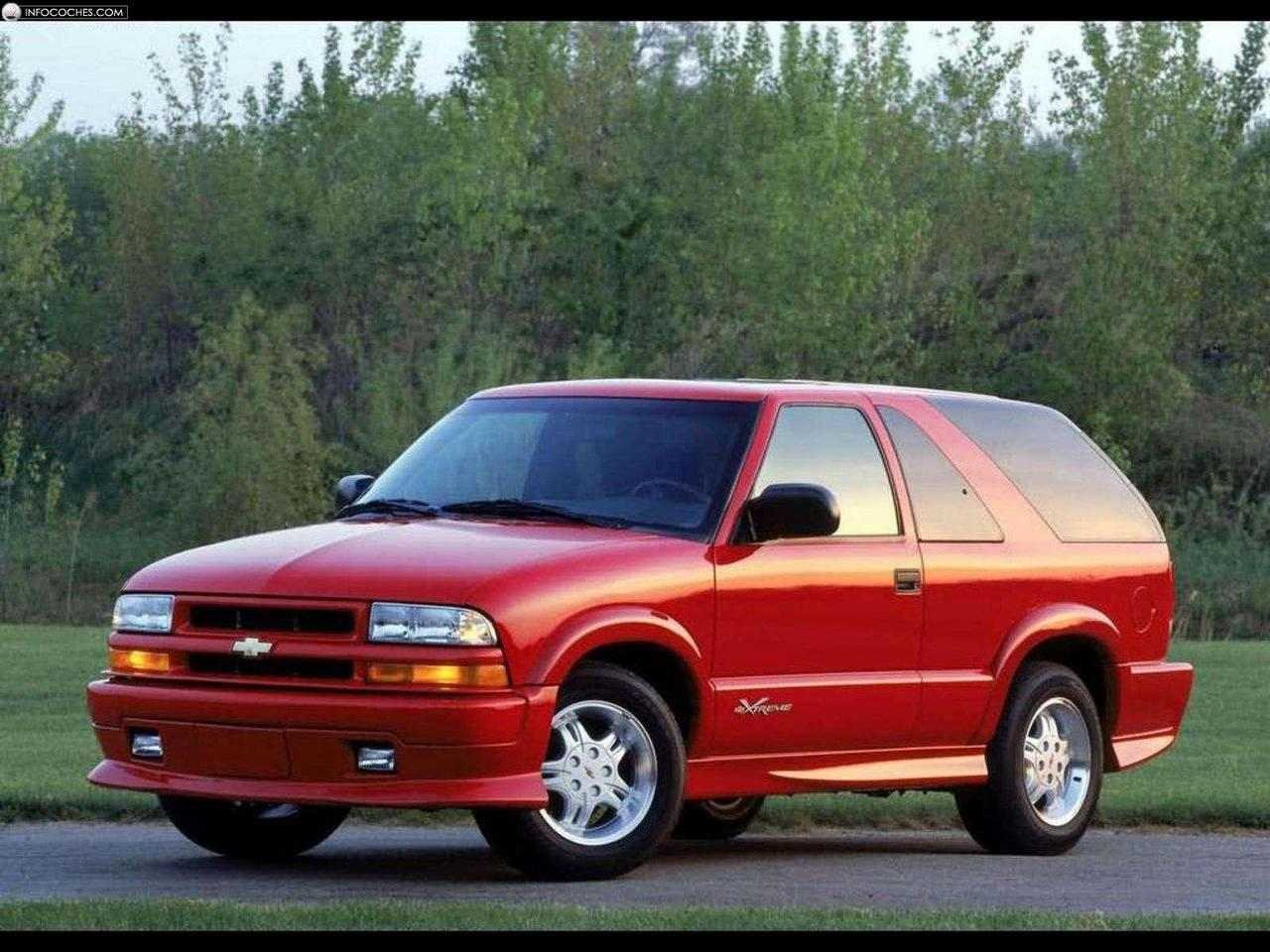 Chevrolet blazer extreme