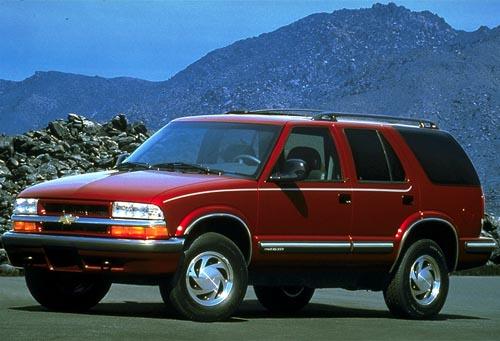 Chevrolet blazer i