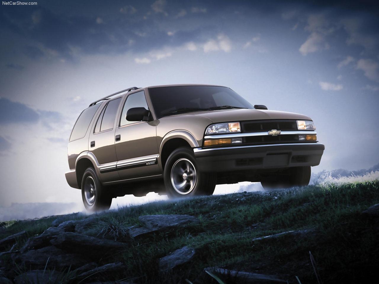 Chevrolet blazer v6