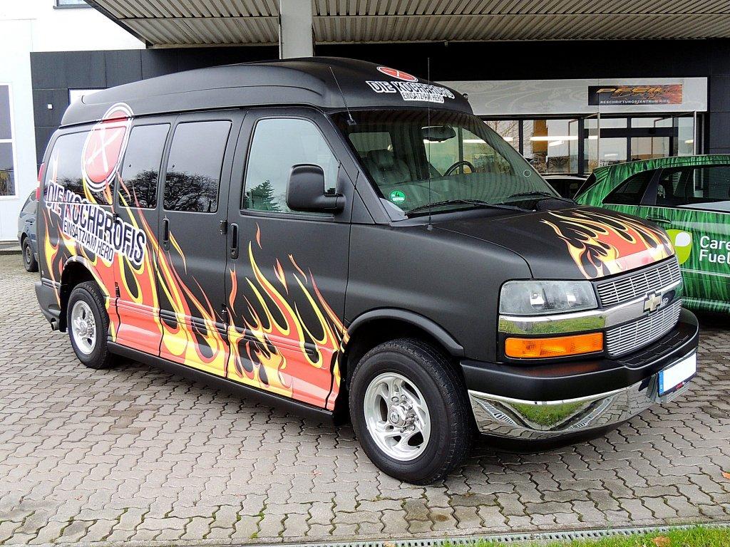 Chevrolet bus