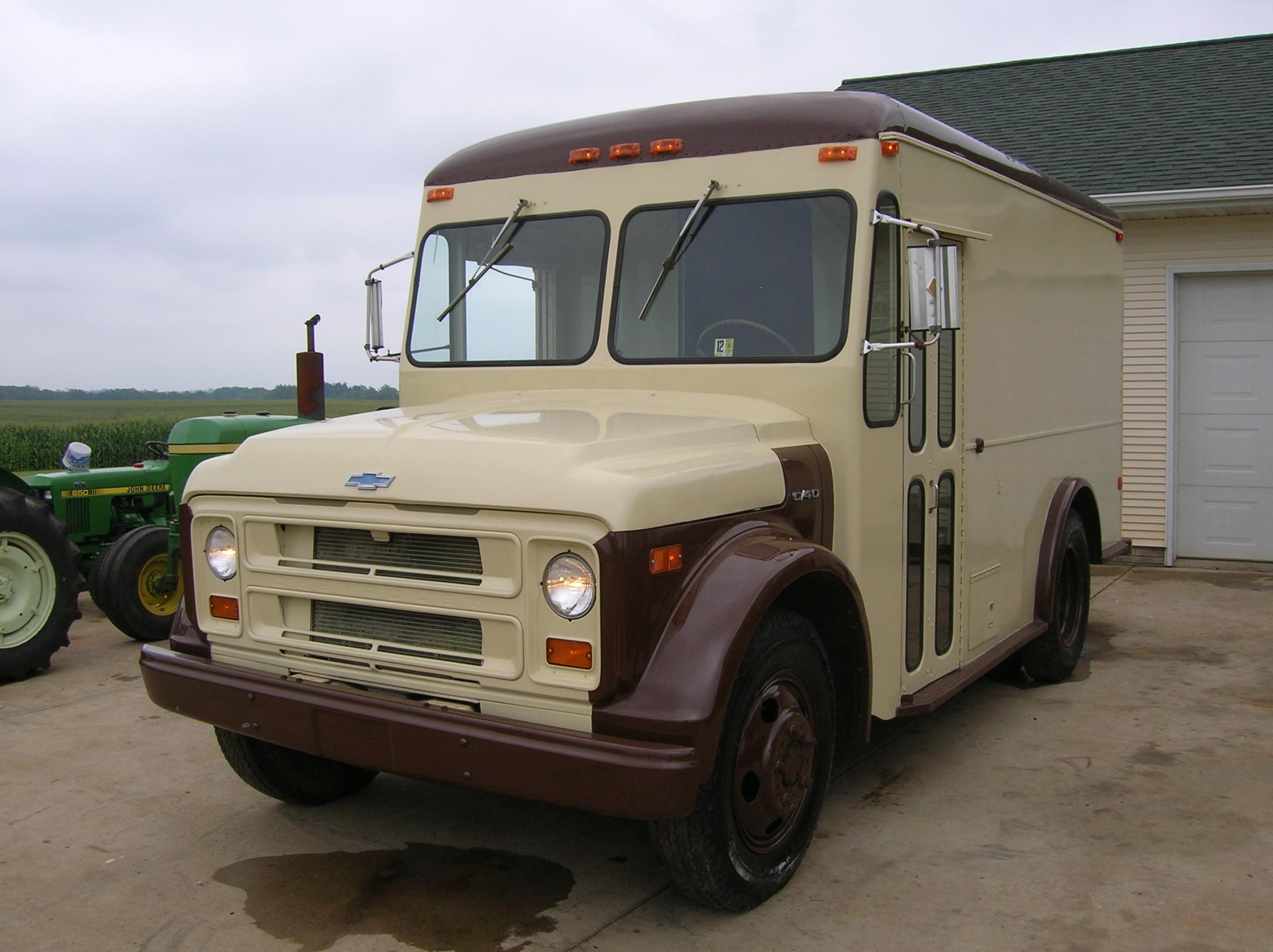 Chevrolet c-40