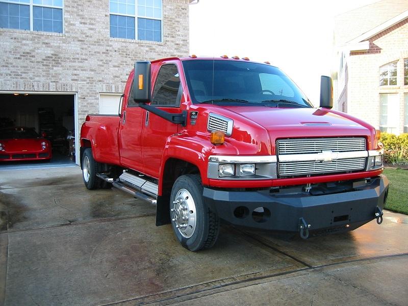 Chevrolet c4500