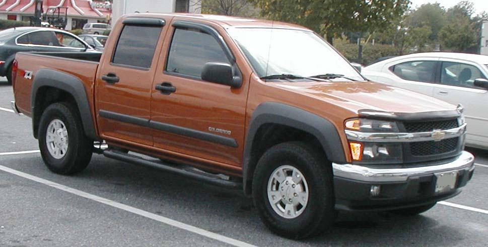 Chevrolet cab