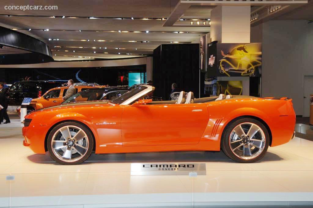 Chevrolet camaro conv