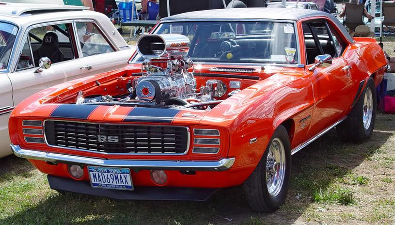Chevrolet camaro ss conv