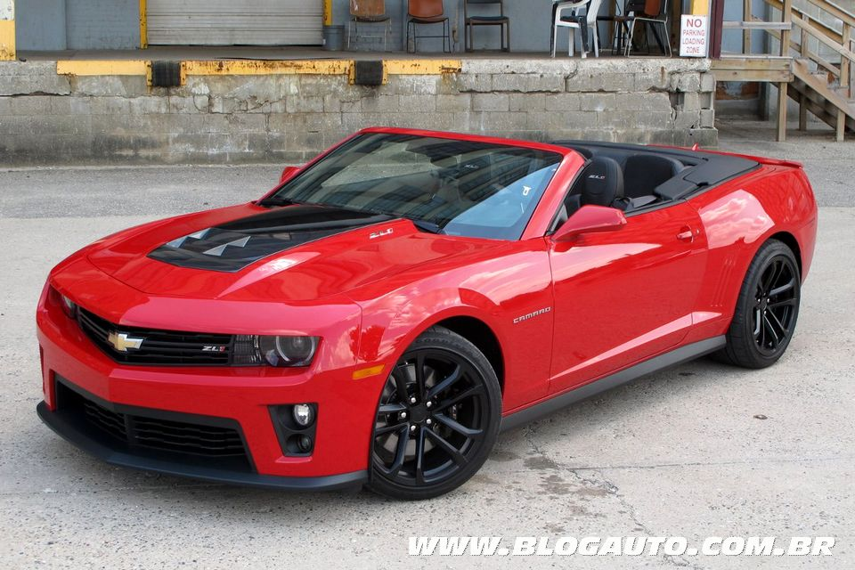 Pics Photos Related To Car Review Chevrolet Camaro Zl1 Driven Road ...