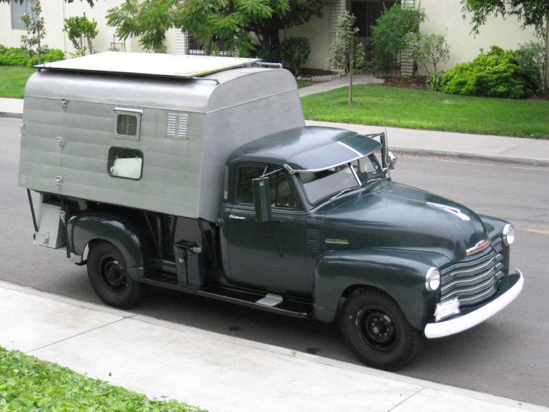 Chevrolet camper