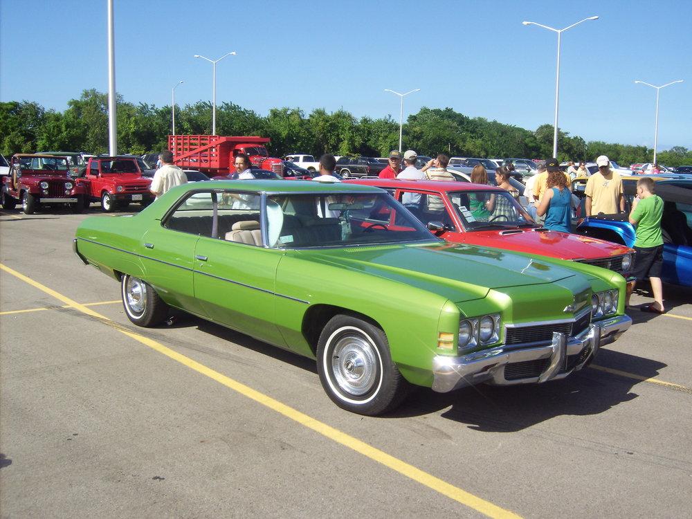 Chevrolet caprice 5.7
