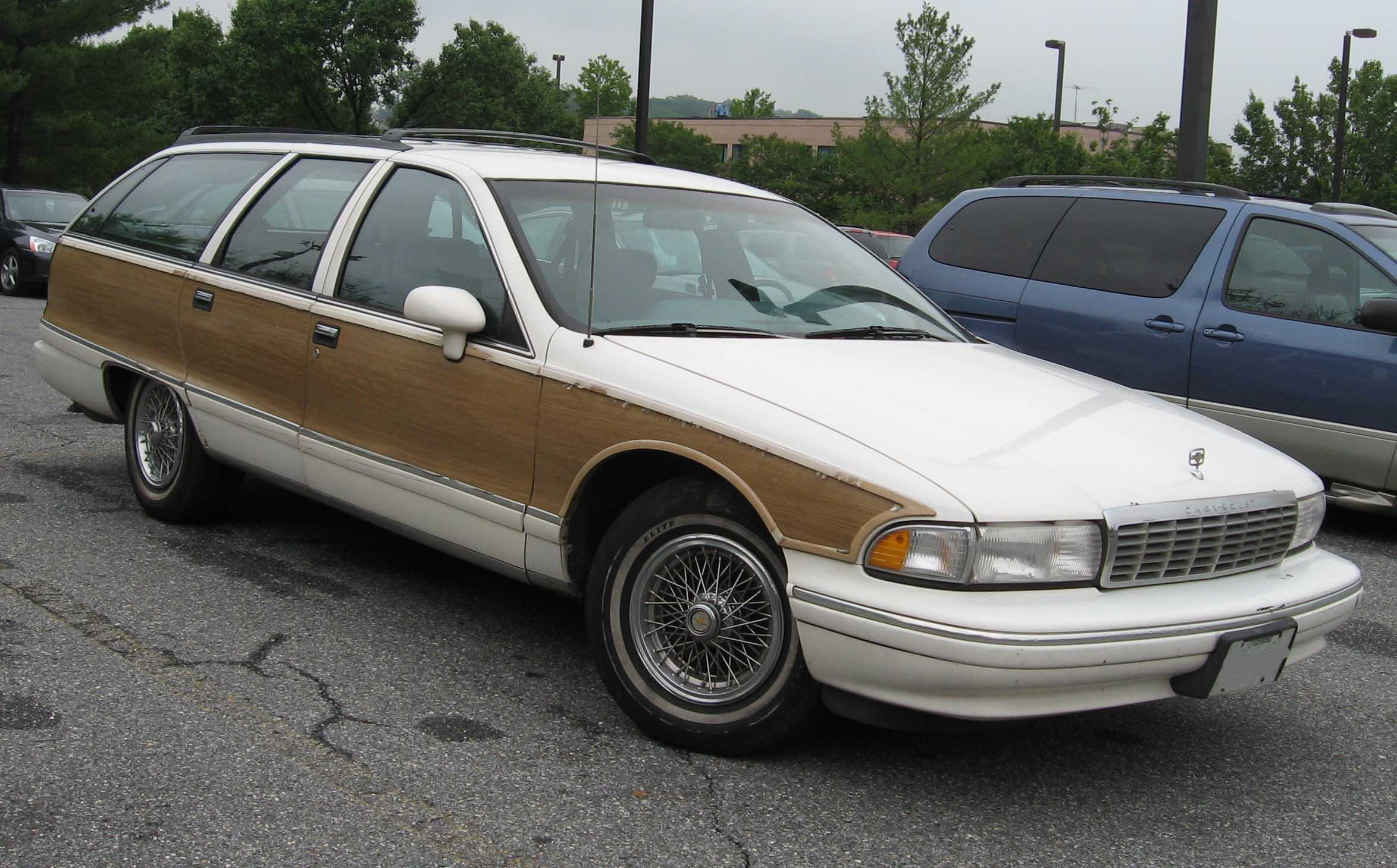 Chevrolet caprice wagon