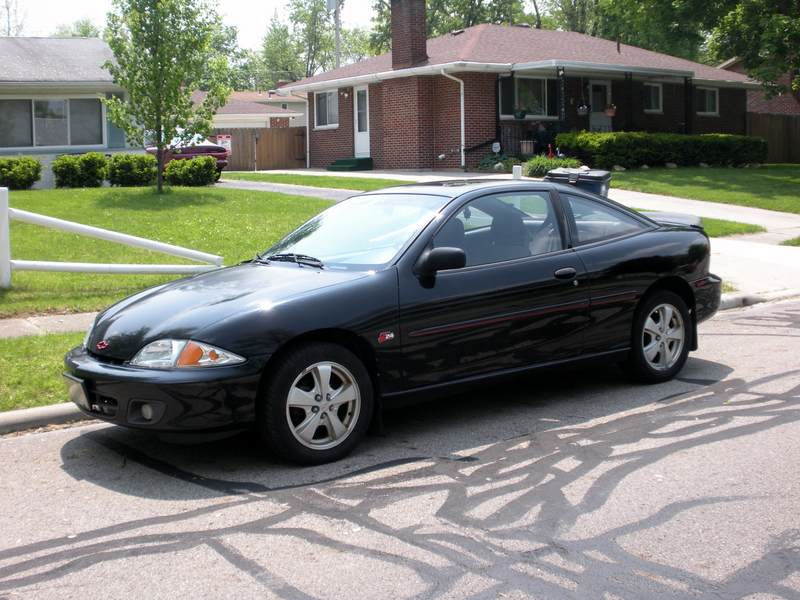 Chevrolet cavalier coupe