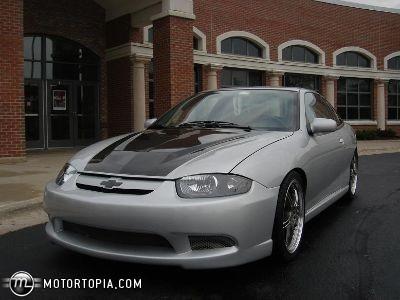 Chevrolet cavalier ls sport coupe