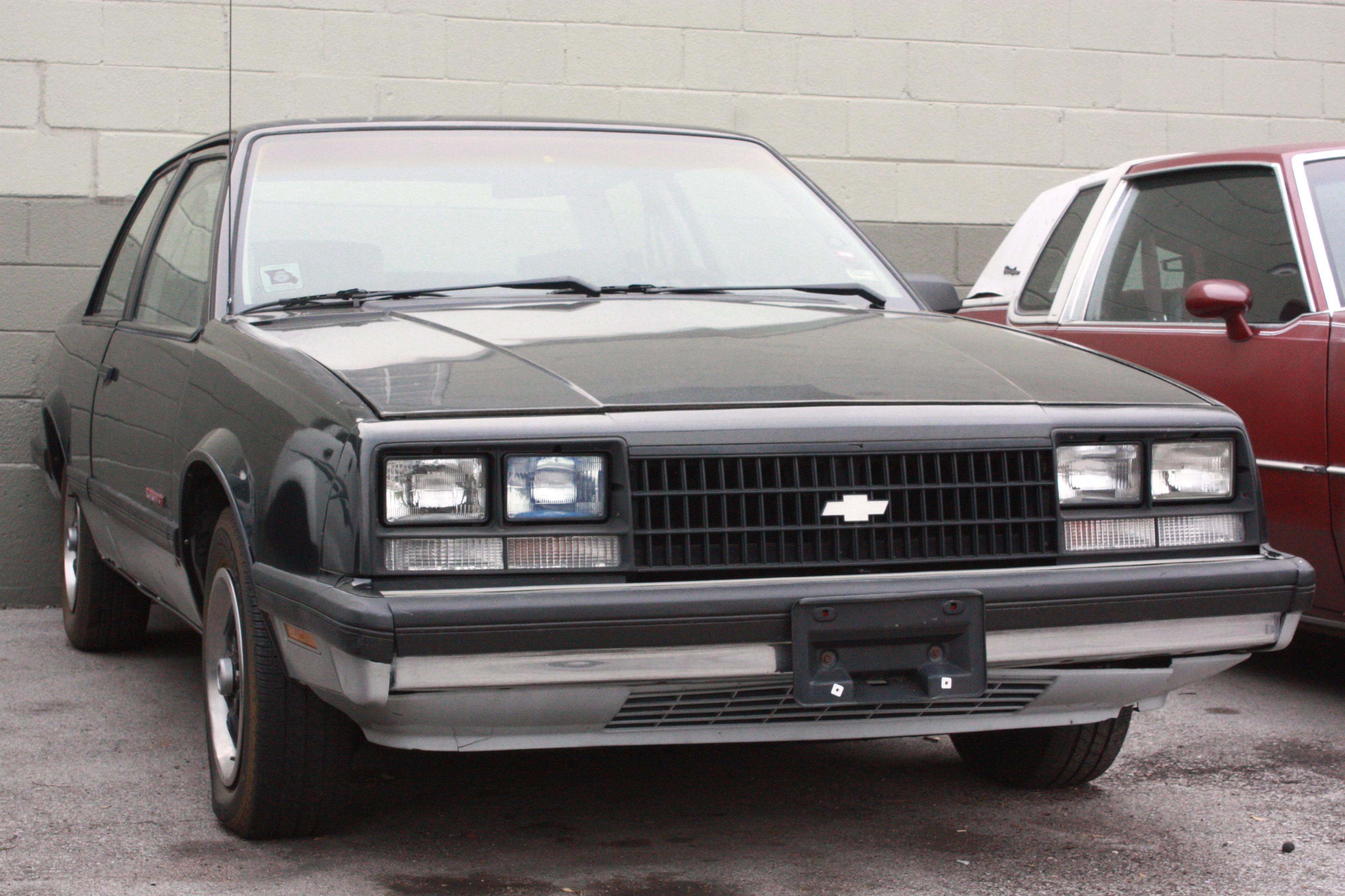 Chevrolet celebrity eurosport