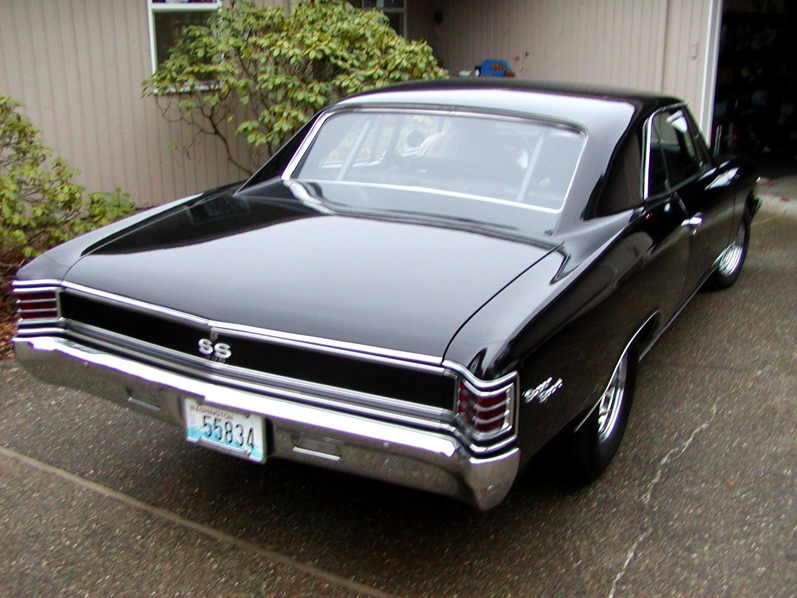 Chevrolet chevelle 300