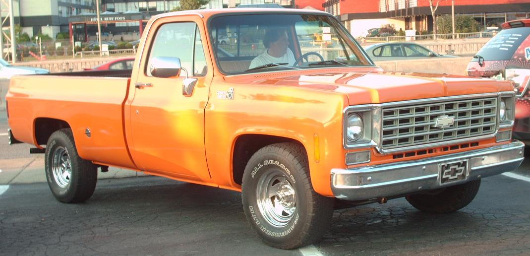 Chevrolet ck