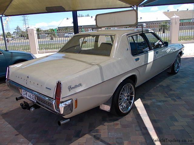 Chevrolet constantia