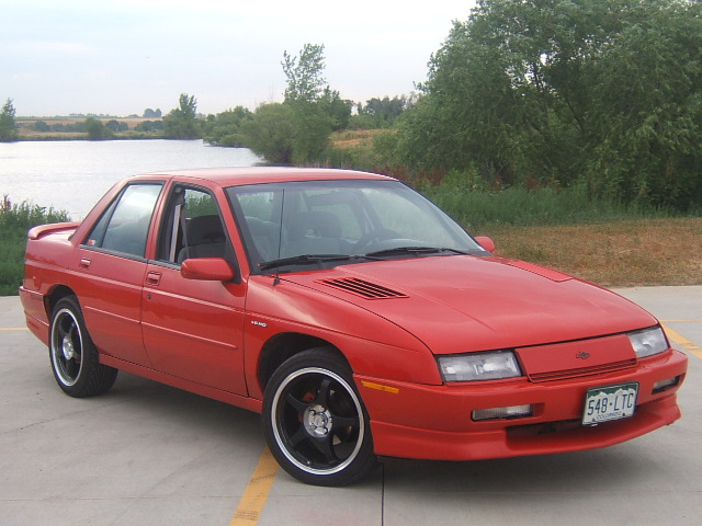 Chevrolet corsica 2.2
