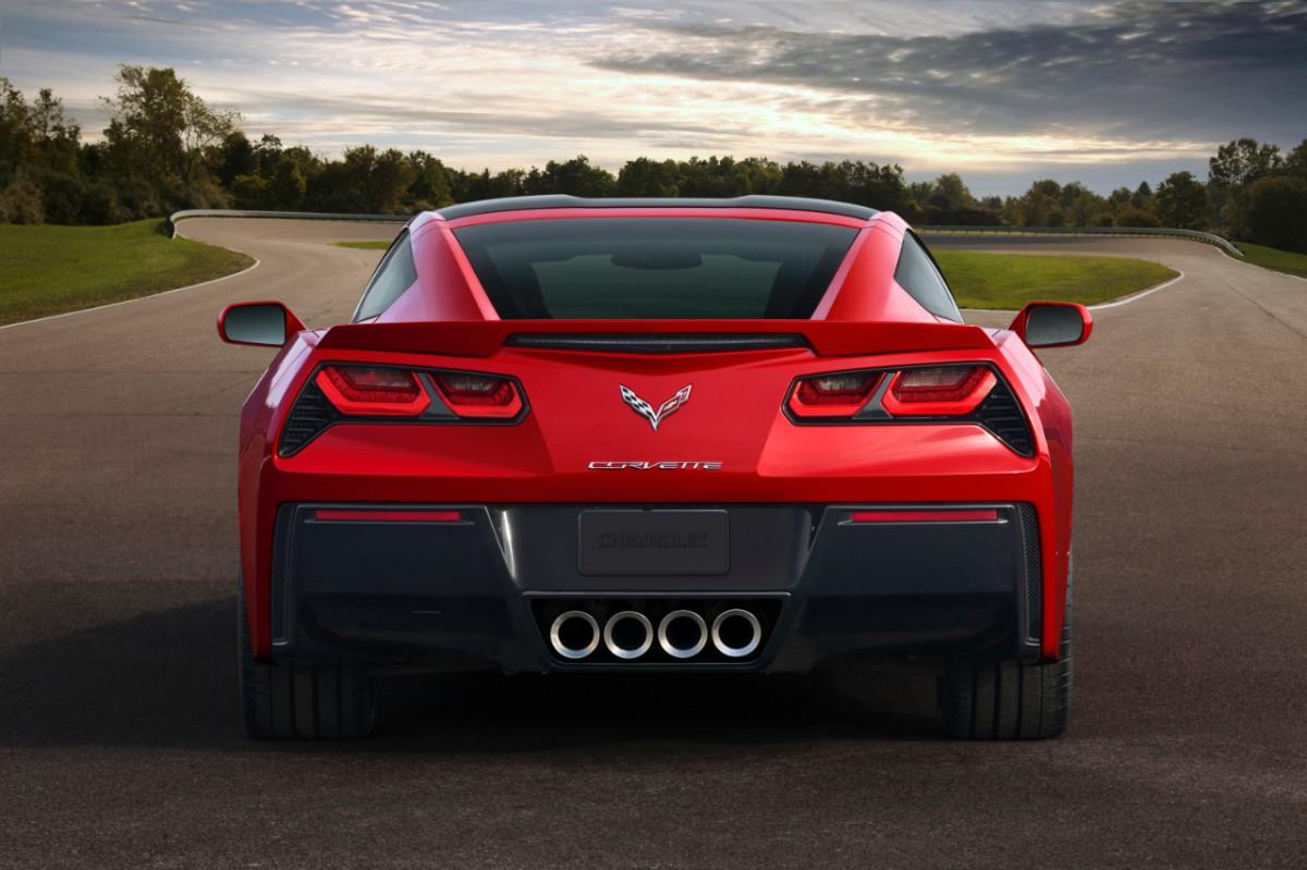 Chevrolet corvette 6.2