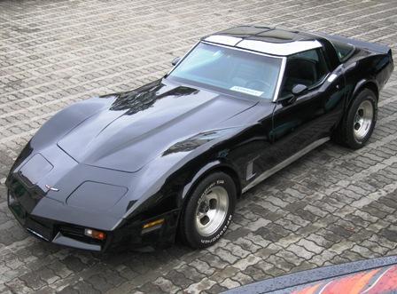 Chevrolet corvette targa