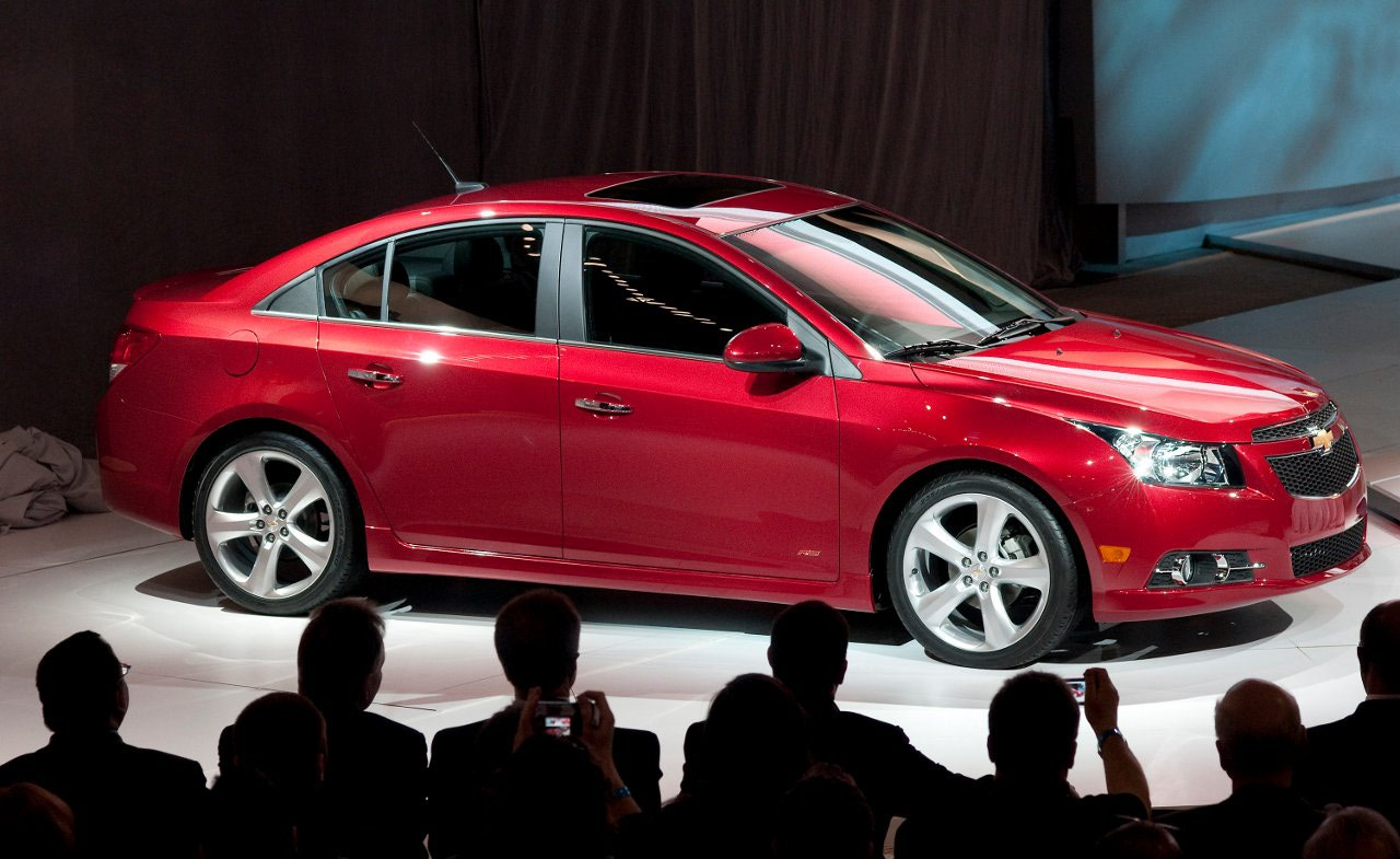 Chevrolet cruze at