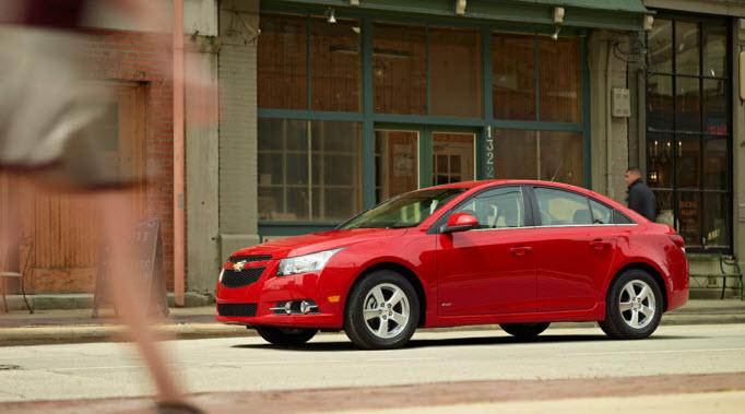 Chevrolet cruze base