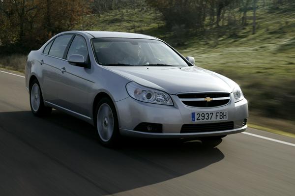 Chevrolet epica 2.0 d