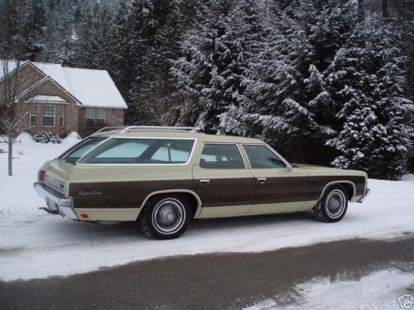 Chevrolet estate