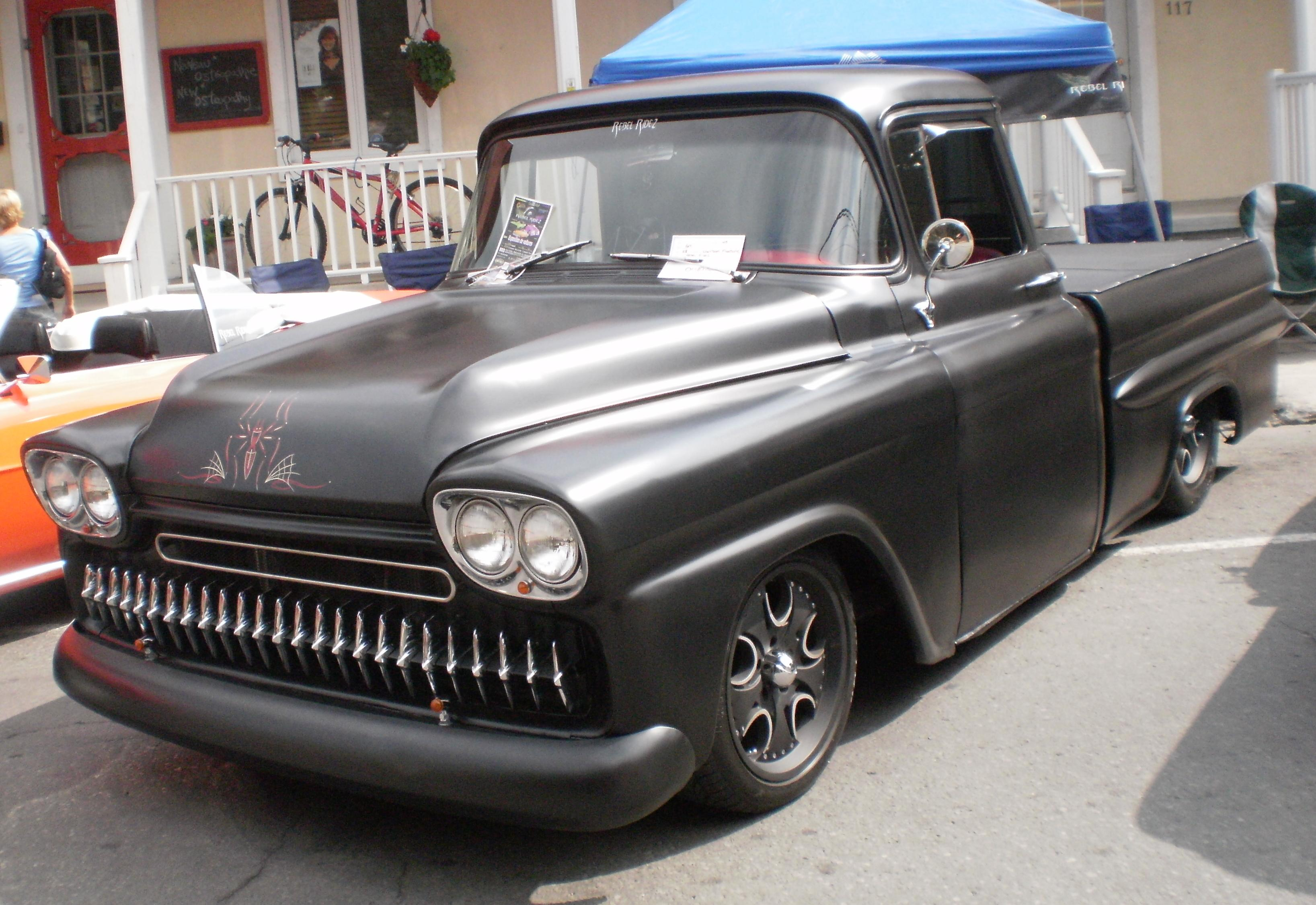 Chevrolet fleetside