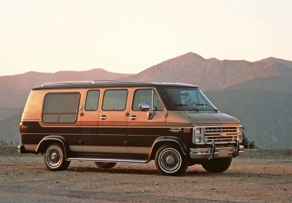Chevrolet g-series