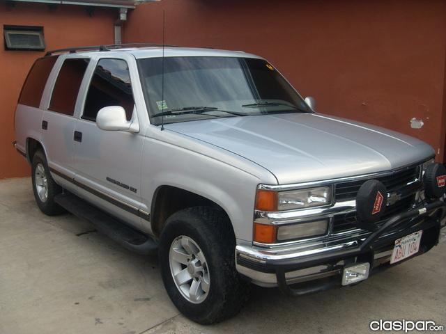 Chevrolet grand blazer dlx