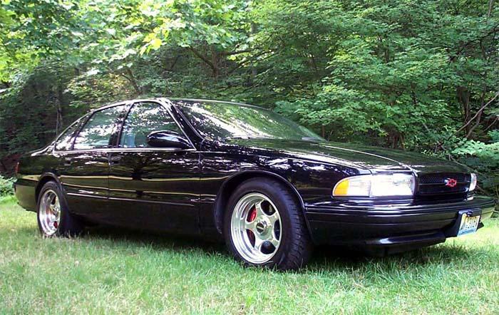 Chevrolet impala 3.4