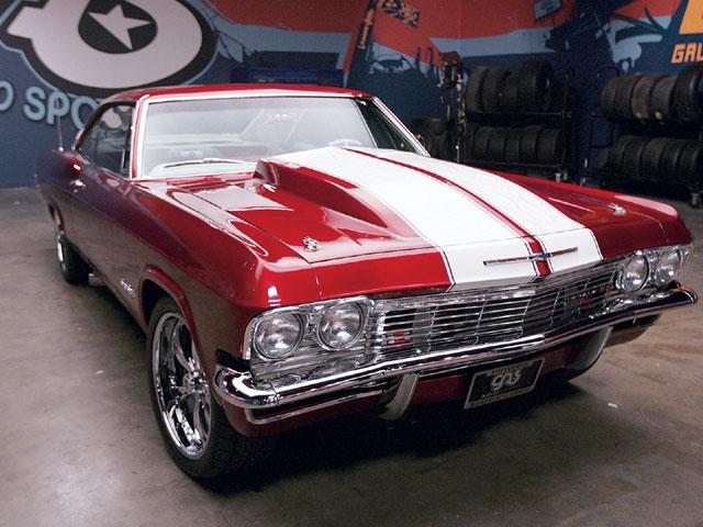 Chevrolet impala 5.7