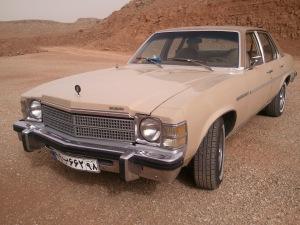 Chevrolet iran