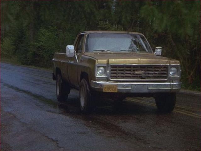 Chevrolet k-20