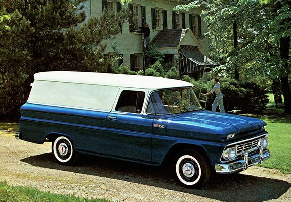 Chevrolet k-series