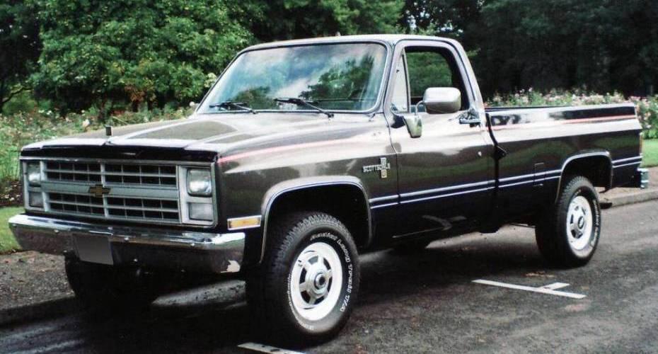 Chevrolet k2500