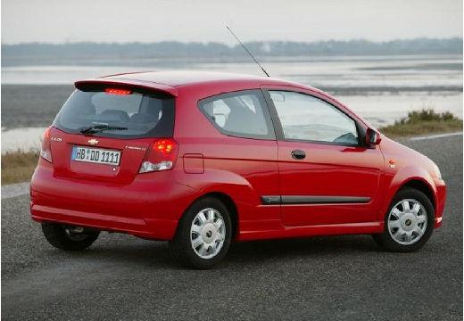 Chevrolet kalos 16v
