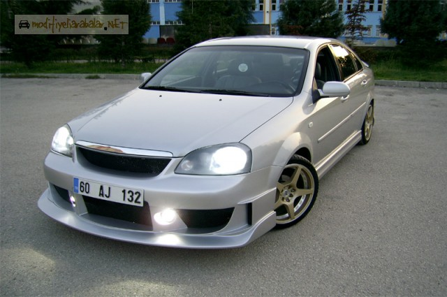 Chevrolet lacetti cdx