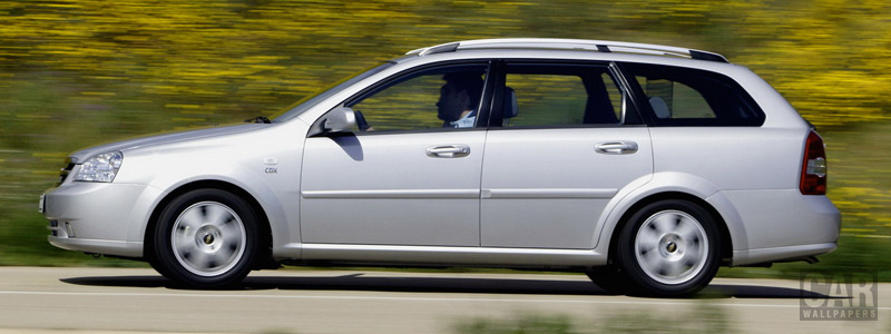 Chevrolet lacetti station wagon