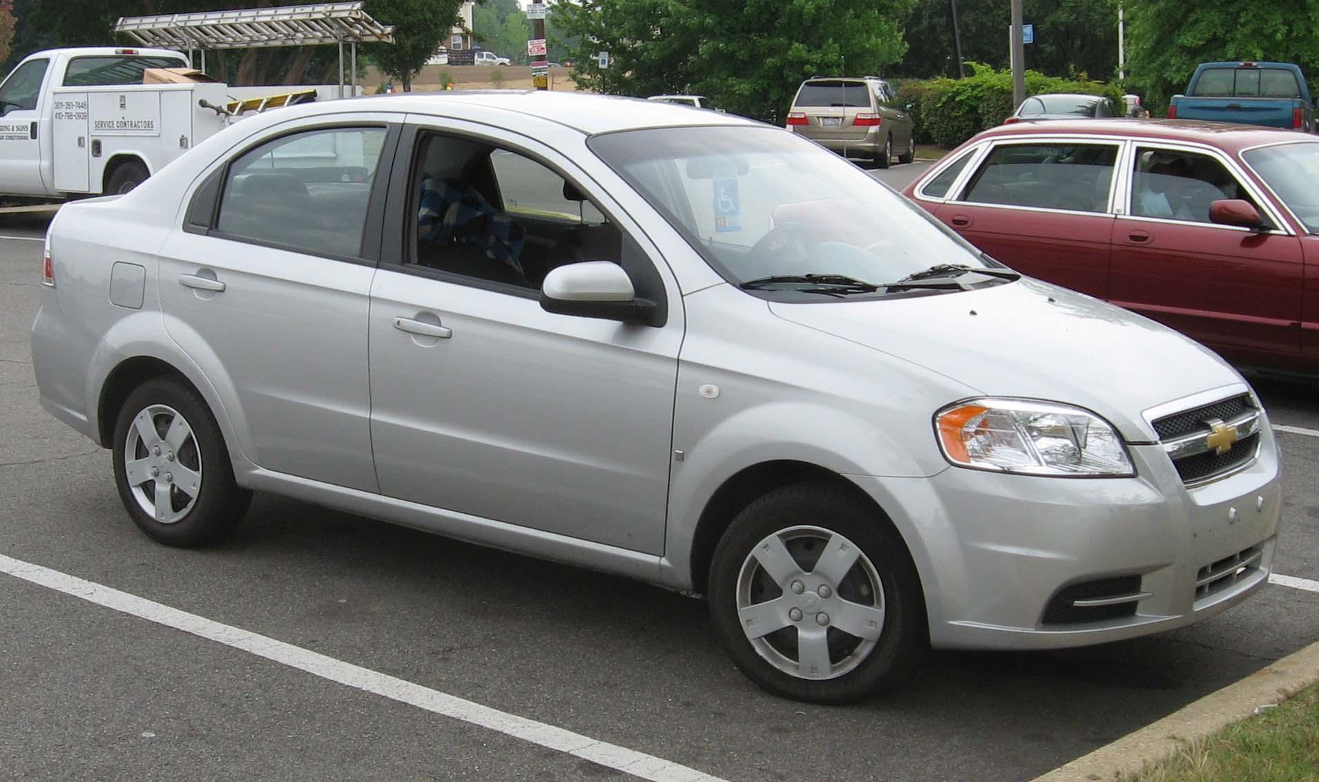 Chevrolet limousine