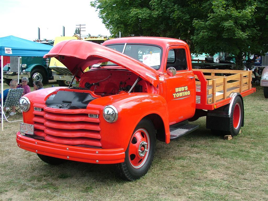 Chevrolet loadmaster