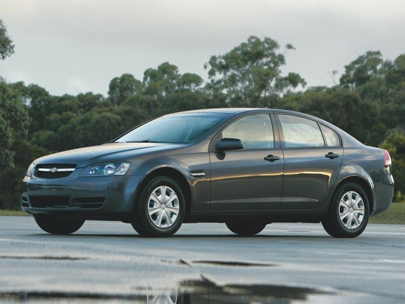 Chevrolet lumina 6.0